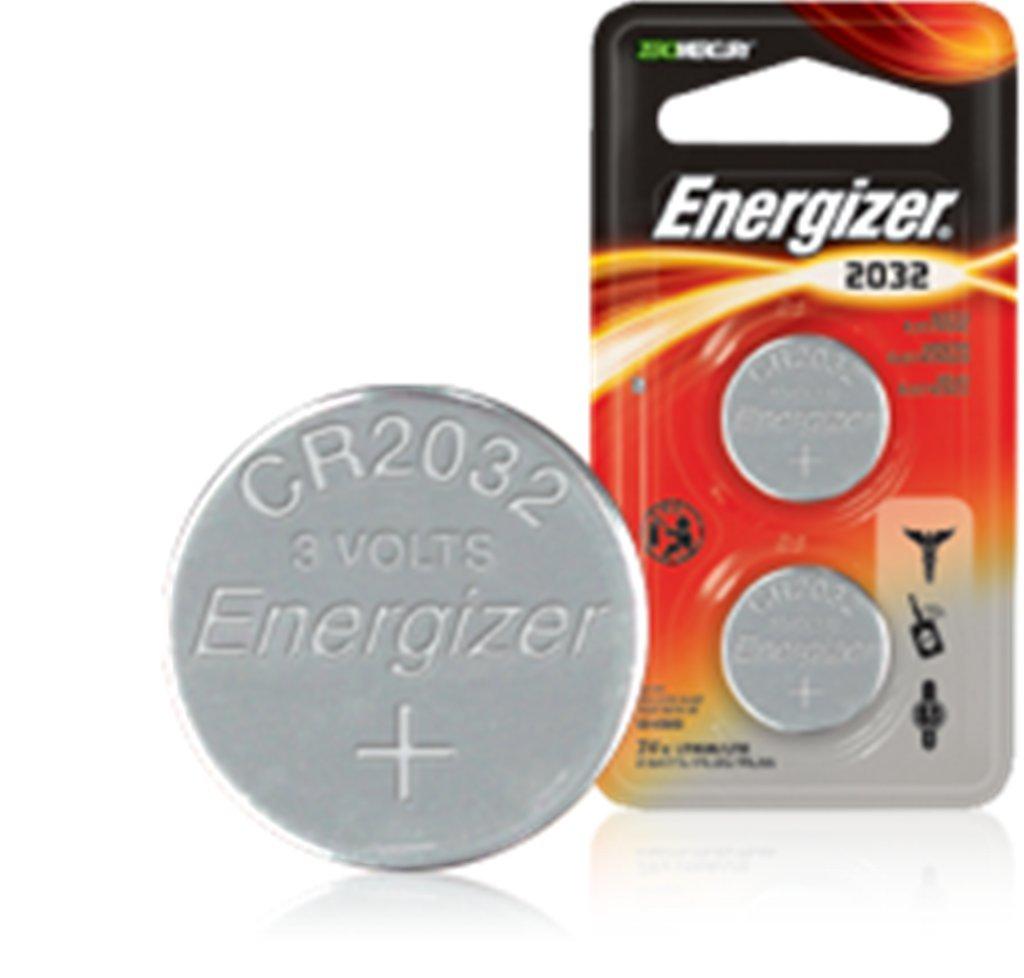 Energizer CR2032 BL 2 Litio 3V