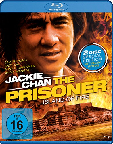 Jackie Chan - The Prisoner (+ Bonus-DVD) [Blu-ray] [Special Edition]