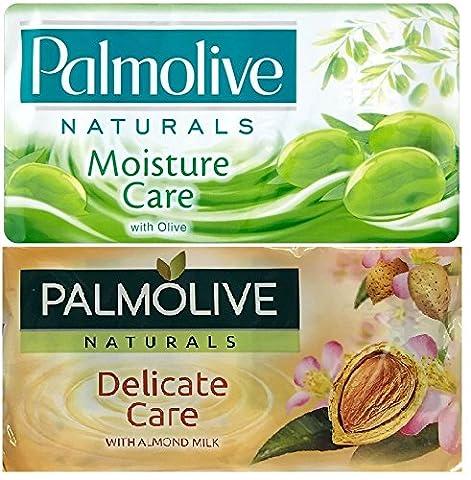 Palmolive Naturals Moisture Care + Palmolive Naturals Delicate Care Soap,