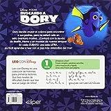 Image de Buscando a Dory. Un cuento para cada vocal: a, e, i, o, u (Leo con Disney Nivel 1) (BUSCANDO A NEMO)