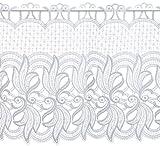 Plauener Spitze by Modespitze, Store Bistro Gardine Scheibengardine mit Stangendurchzug, hochwertige Stickerei, Höhe 36 cm, Breite 176 cm, Weiß