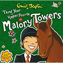 Third Year & Upper Fourth (Malory Towers, Band 1)