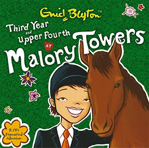 Third Year and Upper Fourth at Malory Towers