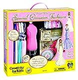 Creativity for Kids CFK1257 - Juego de diseño de Moda