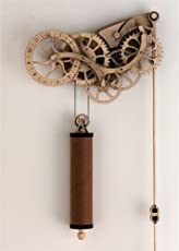 Abong Mechanical Wooden Clock Kit