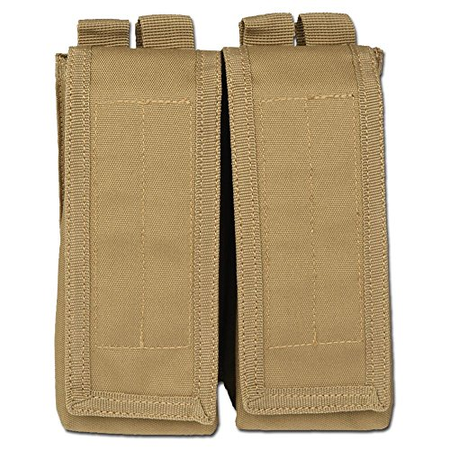 Mil-Tec Mag.Tasche Ak47 Double coyote
