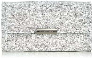 Mandarina Duck HERITAGE PORTAFOGLI OFF WHITE FCP02 Damen Geldbörsen 19x11x4 cm (B x H x T), Weiß (White)