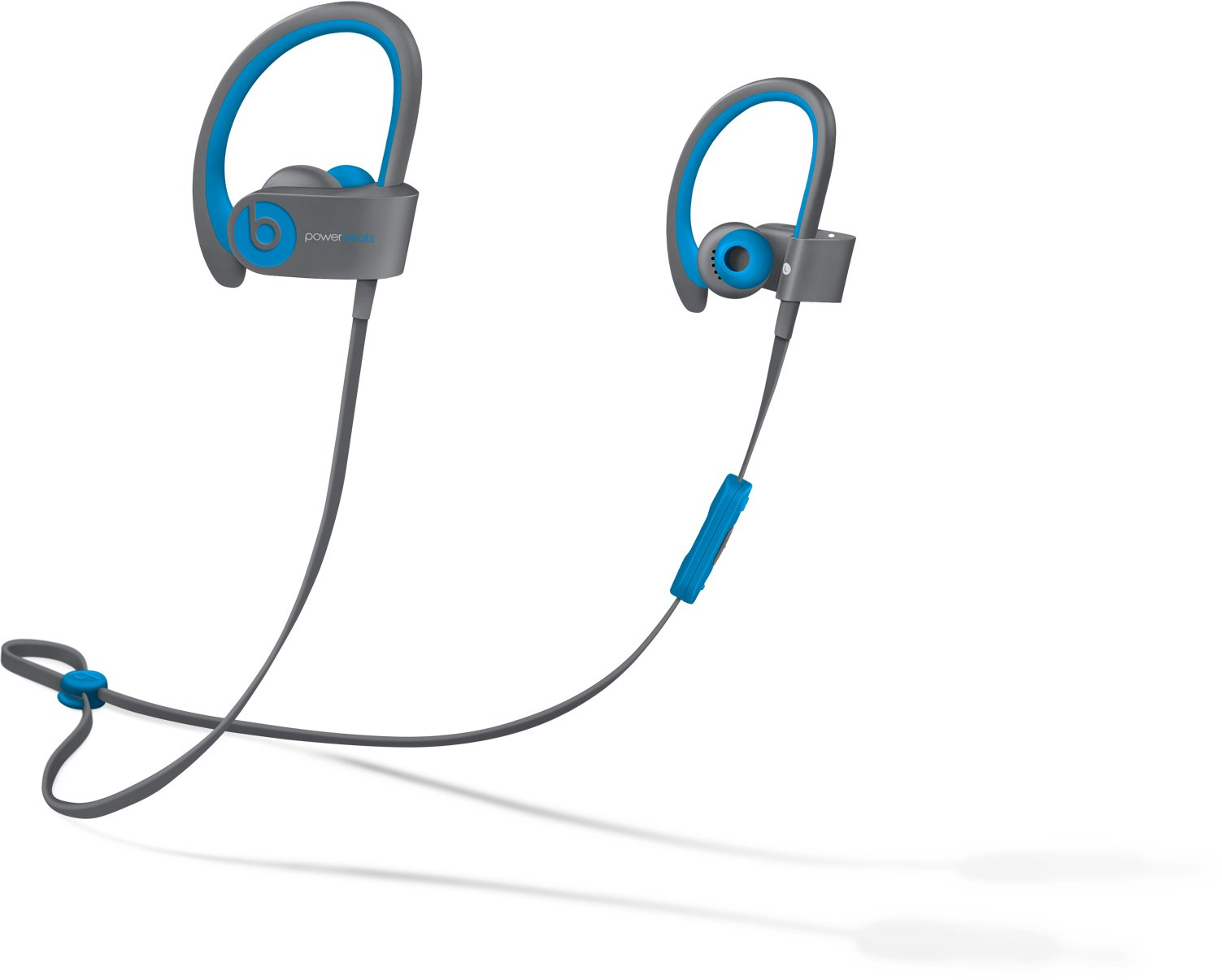 Powerbeats2 Wireless Kopfhörer, Active Collection – Flash Blue
