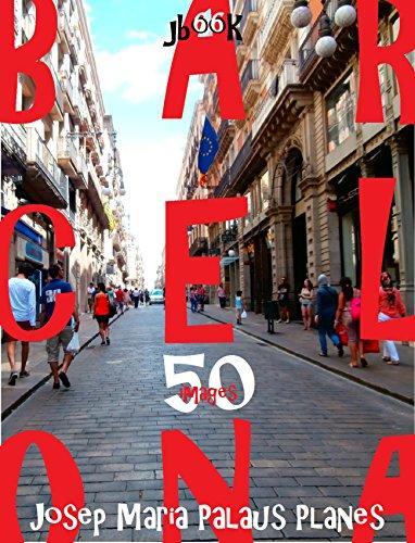 Couverture du livre Barcelona (50 images)