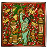 CHOLA IMPRESSIONS EXCLUSIVES - A new addition Fusion between Traditional and Modern paintings are pretty common. So we thought we will try something different that aligns with our philosophy - Rediscovering Indian Arts. The result was this fu...