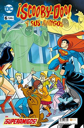 ¡Scooby-Doo! y sus amigos núm. 06 por Sholly Fisch