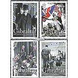 Gibraltar 1126-1129 (completa.edición.) 2005 terminación 2. guerra mundial (sellos para los coleccionistas)