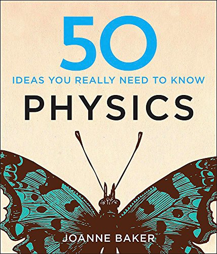 50 Physics Ideas You Really Need to Know Cover Image