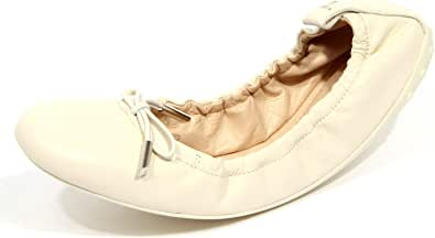 Tod's G1564 Ballerina Donna Flat off White Shoes Woman