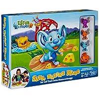 Hasbro-Playskool–Die-Mausefalle-a49731750 Hasbro A4973100 – Saus, kleine Maus, Reaktionsspiel, Deutsch -