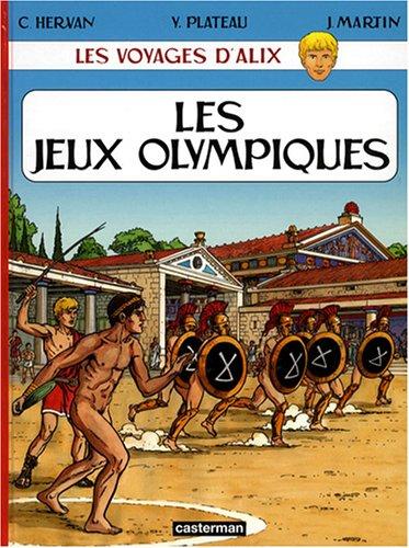 Les voyages d'Alix : Les Jeux Olympiques dans l'Antiquité par Cédric Hervan