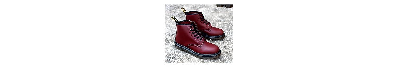 ZHZNVX HSXZ Zapatos de Mujer Otoño Invierno Cowhide Confort Zapatos Botas de Tacón Plano Ronda Toe Botines/Botines... -