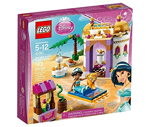 LEGO Disney Princess - El exótico palacio de Jasmine (41061)