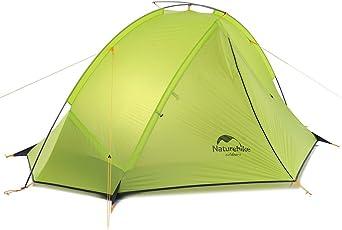 Naturehike Tagar Ultraleicht Rucksack Zelt eine Ebene Radfahren Zelt für 1/2 Person