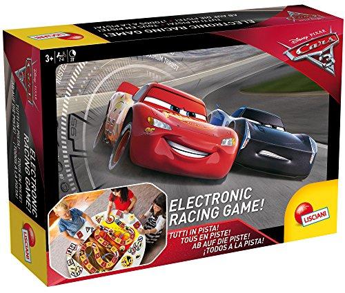 Unbekannt Lisciani spiele 63161Cars 3Electronic Racing Game.