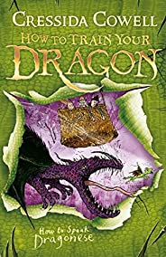 How to Train Your Dragon: How To Speak Dragonese: Book 3 (English Edition)