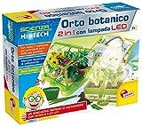 Lisciani Giochi I'm A Genius 63895-Scienza Hi Tech Orto Botanico 2 in 1 LED, 63895