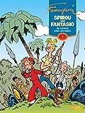 Die Anfänge eines Zeichners (Spirou & Fantasio Gesamtausgabe, Band 1)