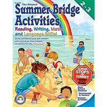 The Original Summer Bridge Activities: Second to Third Grade