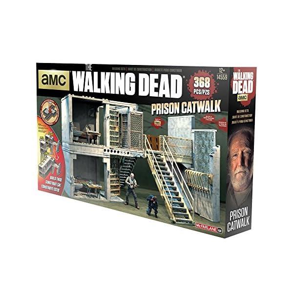 Walking Dead - Juego de construcción de célula de la prisión 2