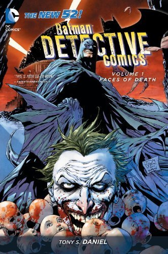 Batman Detective Comics Volume 1: Faces Of Death TP by Tony S. Daniel (2013-04-18)