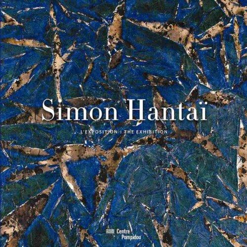 Simon Hantaï | album de l'exposition | français/anglais