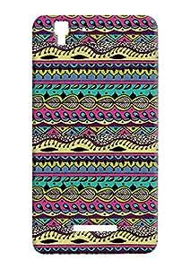 100 Degree Celsius Back Cover for Micromax Yureka (Designer Printed Multicolor)