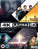 The Premiere UHD 6 Film Collection  (The Revenant, Kingsman