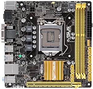 Asus H87i Plus Lga 1150 Intel H87 Mini Itx Motherboard Elektronik
