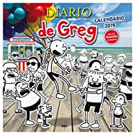 Calendario de Greg 2019 par Jeff Kinney
