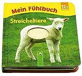 Mein Fühlbuch Streicheltiere -
