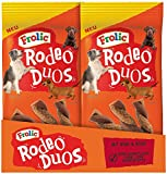 Frolic Rodeo Duos Hundesnack mit Ri...
