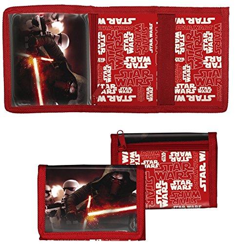 Preisvergleich Produktbild Disney Star Wars Kylo Ren Brieftasche/Geldbeutel