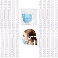 CawBing Attache pour Masque Crochet [20 Pièces] Extension Sangle Masque,Version améliorée 5 niveaux réglables, Extenseur…