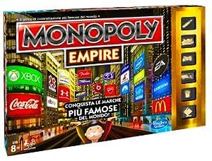 Monopoly Monde (Version Italienne)