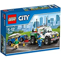 Lego City Great Vehicles Pickup Tow Truck, Multi Color