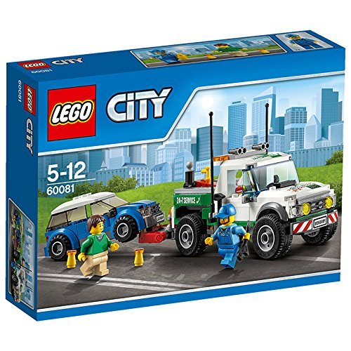LEGO City 60081 - Pickup, Abschleppwagen mit - Parkhaus Lego