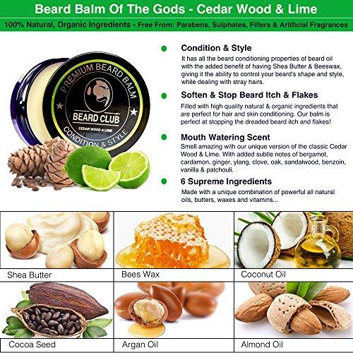 The Ultimate Beard Grooming Kit | Gift Set Includes Premium