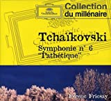 "Tchaikovsky : Symphonie n° 6 en si mineur ""Pathétique"", op 74"