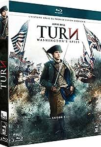 TURN - Saison 1 [Blu-ray]