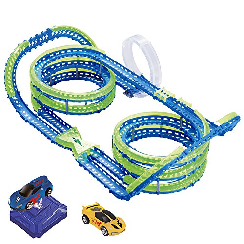 Auldey - Circuito Super Helix - Wave Racers