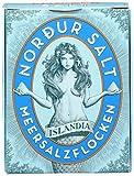Nordur Isländische Meersalzflocken, 2er Pack (2 x 125 g)
