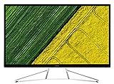 Acer ET322QK LED Display 80 cm (31.5') 4K Ultra HD Curva Negro, Blanco - Monitor (80 cm (31.5'), 3840 x 2160 Pixeles, 4K Ultra HD, LED, 4 ms, Negro, Blanco)