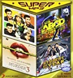 Super MP3: Barfi!/ABCD/Murder 3/Student of the Year
