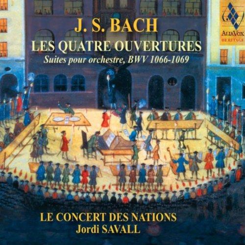 Ouverture IV en ré majeur, BWV 1069: IX. Bourrée I - Bourrée II